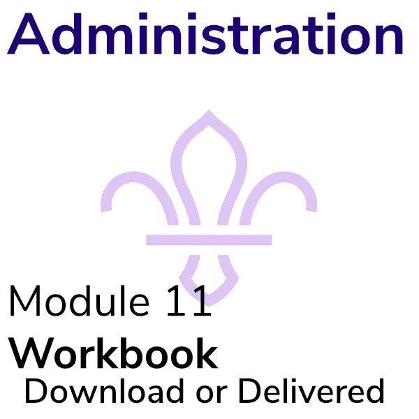 Administration – Workbook