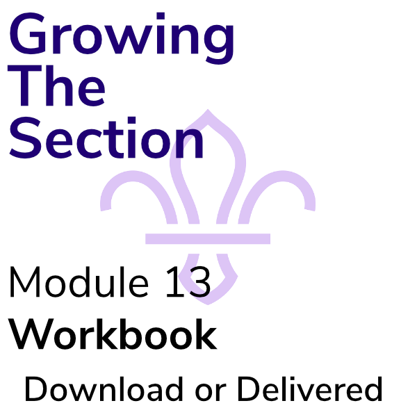 Growing The Section – Workbook