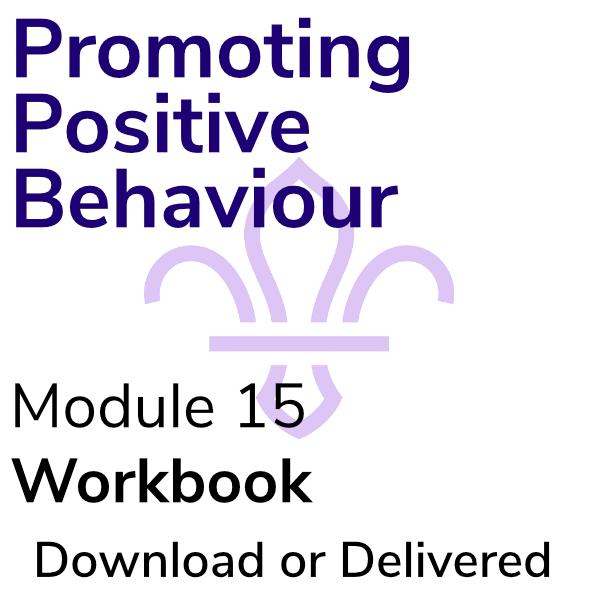 Promoting Positive Behaviour – Workbook