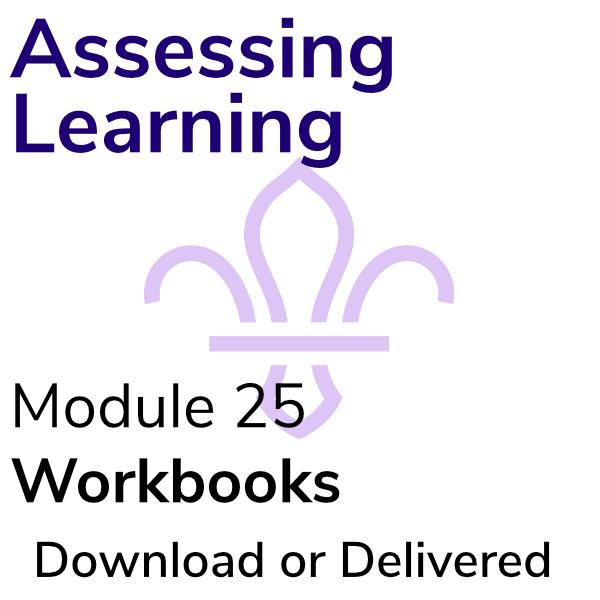 Assessing Learning – Workbooks