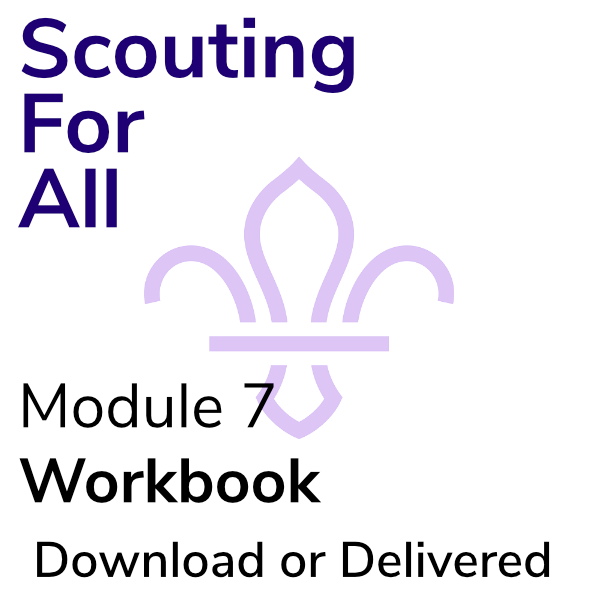 Scouting For All – Workbook